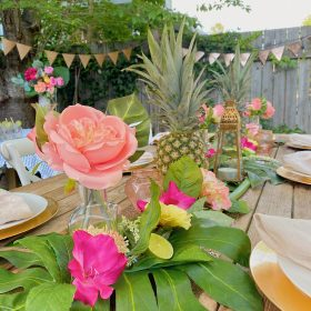 Stacey Lee Tropical Party