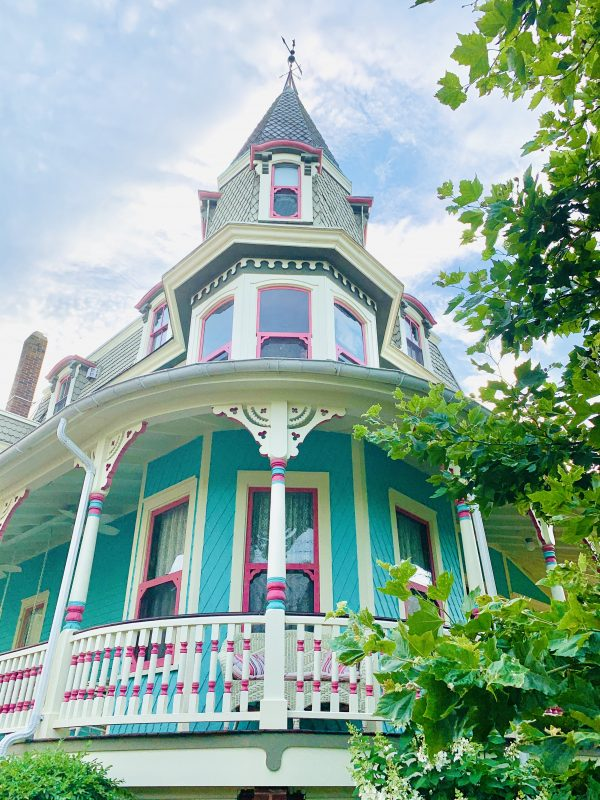 Stacey Lee Photo Cape May Victorian Home