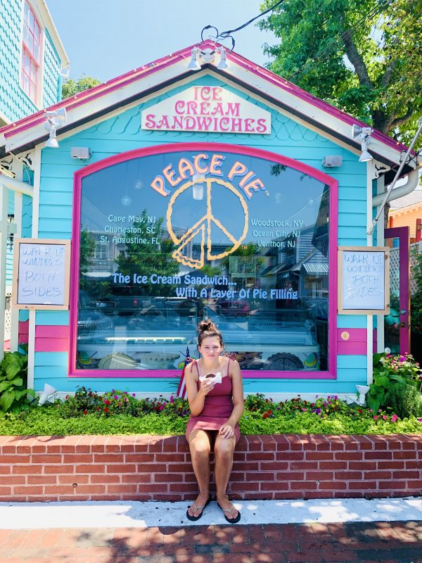 Stacey Lee Photo Cape May Peace Pie