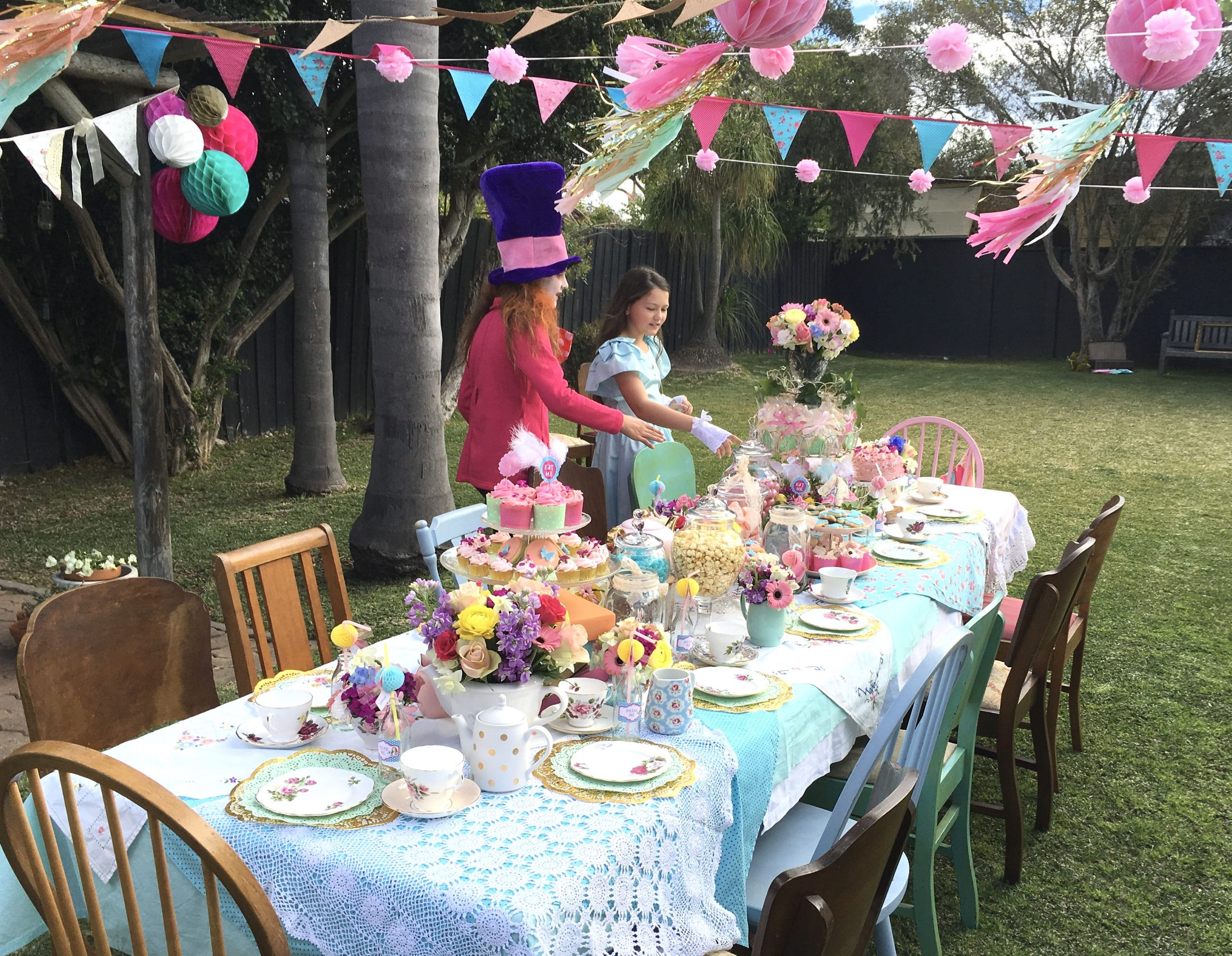 Stacey Lee How to plan the ultimate kids party