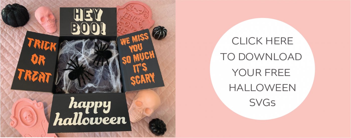 Stacey Lee Free Halloween SVGs
