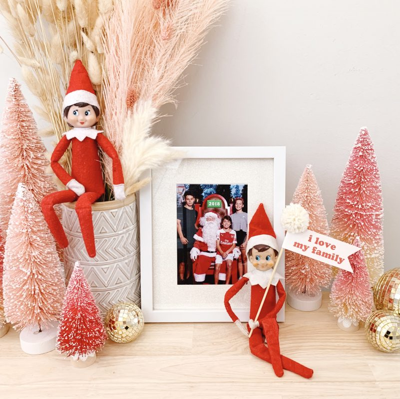 SL Elf on the Shelf