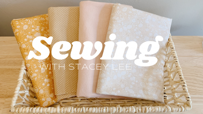 SEWING WITH STACEY LEE 1
