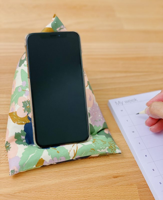 Phone Pillow Holder