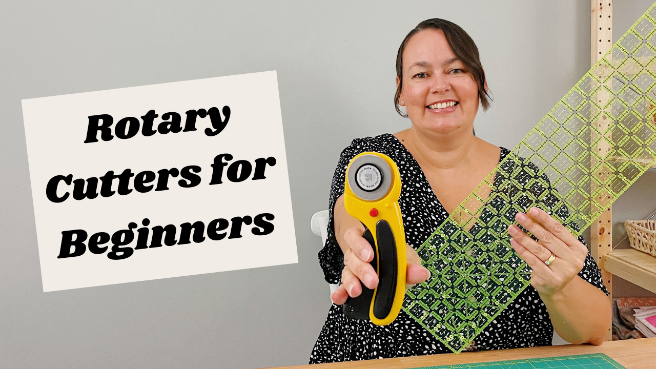 Rotary Cutters for Beginners