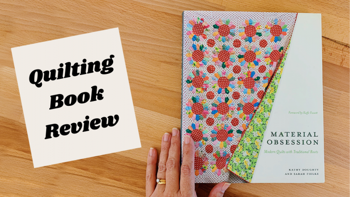 Quilting Book Review